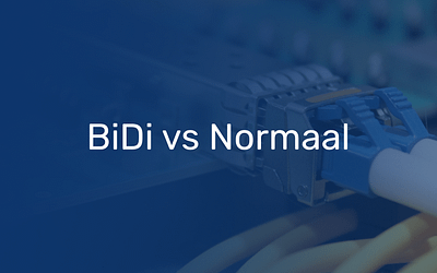 BiDi vs Normale Optic