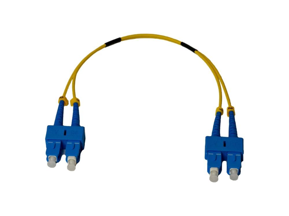Duplex Patch Kabel | SC/UPC naar SC/UPC | Dikte 2.0mm LSZH