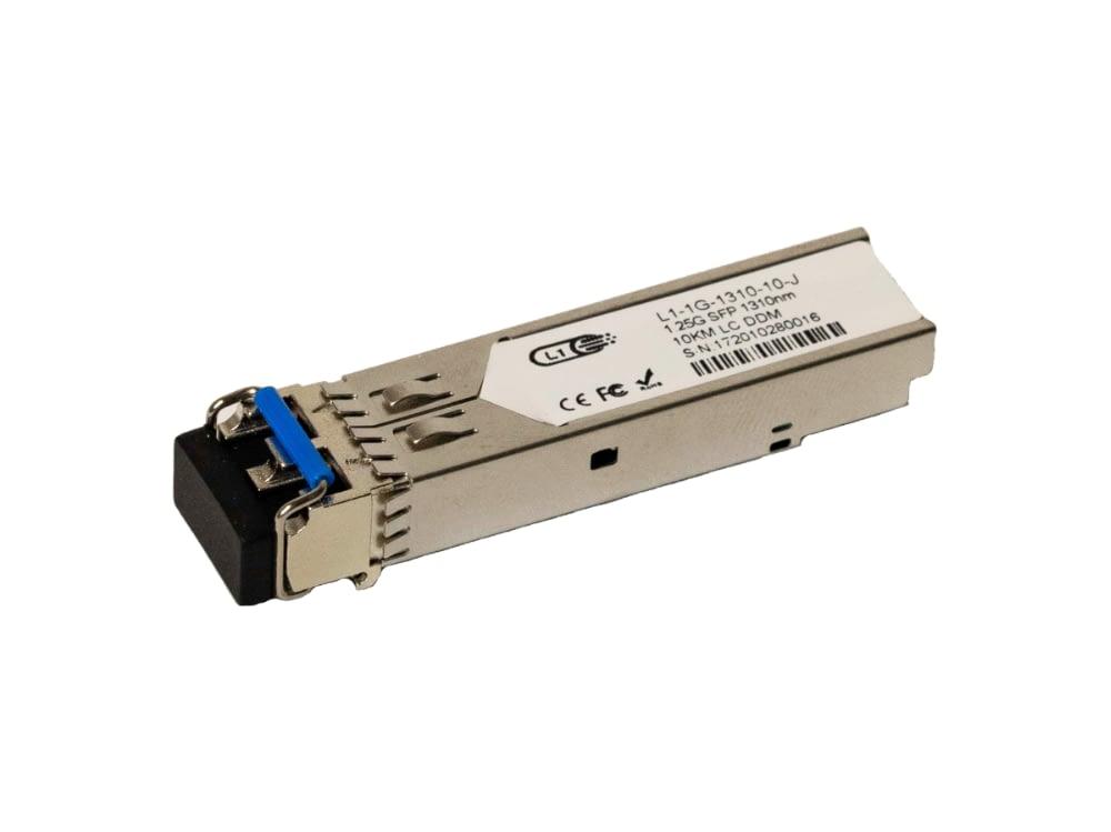 L1-1G-1310-10 Compatible 1G SFP+ 10km DOM Transceiver Module