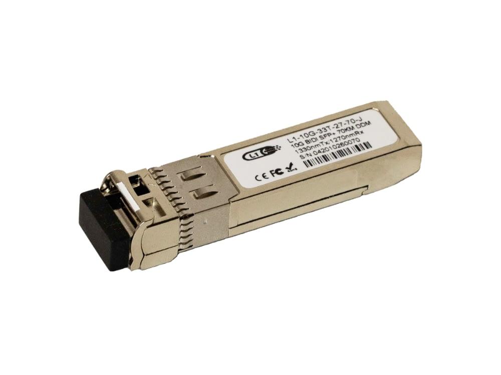 BI-DI SFP+ 10G-1330T-1270-70KM